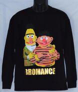 Forever 21 sweatshirt bromance