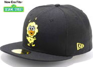 New era cap sesame 59fifty little monster big bird 1