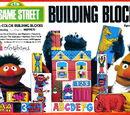 Sesame Street Building Blocks