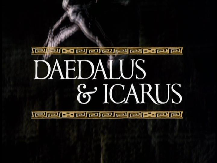 """the myth of daedalus and icarus essay Free essay: the flight of icarus i find the most fascinating of ancient writings to  be  in ovid's """"the story of daedalus and icarus"""", ovid uses characterization to."""