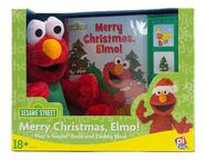 Merry Christmas, Elmo Plush