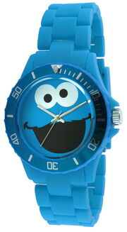 Viva time sport watch cookie monster
