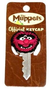 Animal keycap