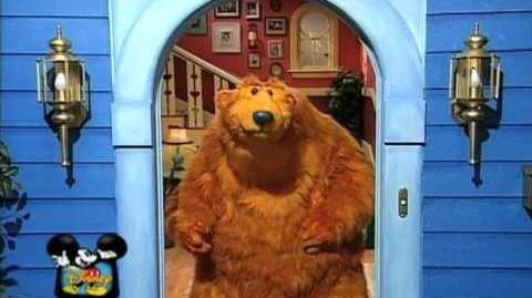 Disney's Bear in the Big Blue House Behind the Ears