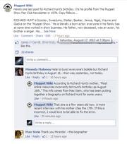 Richard hunt birthday question facebook 01