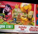 Sesame Street Play-Doh Activity Set