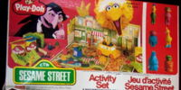 Sesame Street Play-Doh Activity Set