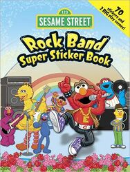 RockBandSuperStickerBook