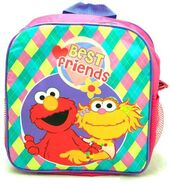 Best friends backpack