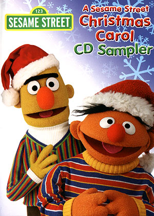 A Sesame Street Christmas Carol CD Sampler | Muppet Wiki | FANDOM ...