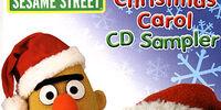 A Sesame Street Christmas Carol CD Sampler