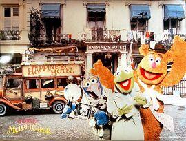 Happinesshotelposter