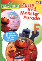 The Furry Red Monster Parade