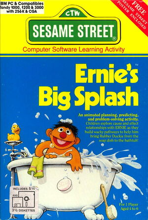 Hi tech 1987 ernie's big splash 1
