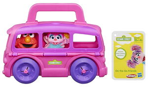 Abby cadabby on the go case 2015 2