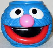 Sesame Street mugs (Applause)