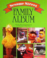 Sesame family album book