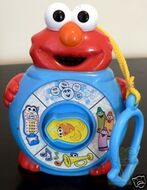 Fisher price 2004 elmo's world mini see 'n say