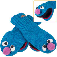 Grover mittens 2010