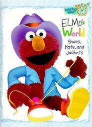 ElmosWorldShoesColoringBook