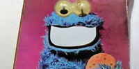 Cookie Monster's Cookie Toss