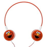 Dreamgear headphones travel elmo 2