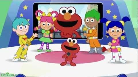 "Sesame Street ""Fun Fun Elmo,"" A Mandarin Language Learning Program - Episode 5"