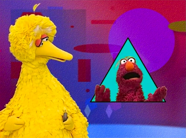 Mr. Can You Guess Plays A Sesame Street Squares Game | School Wiki ...