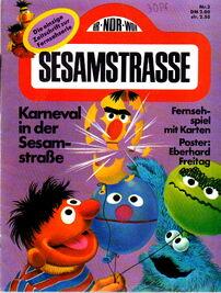 Sesamstrasse magazine nr 2