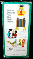 Child guidance 1973 bert puppet 2