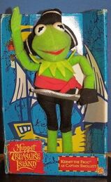 Kermit As Smollett Doll