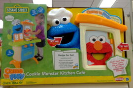 Cookie Monster Kitchen Café