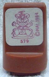 Stampos fozzie stamp 1984