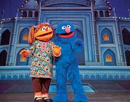 SSL Make a New Friend Chamki and Grover