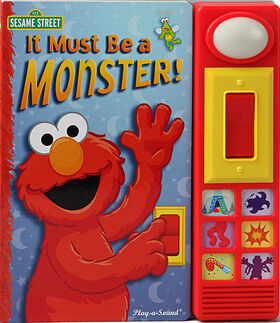 It must be a monster pub int 2011