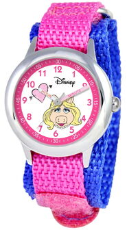 Ewatchfactory 2011 miss piggy stainless steel time teacher watch