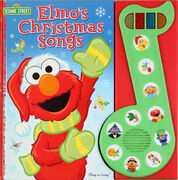 Elmos christmas songs 2010