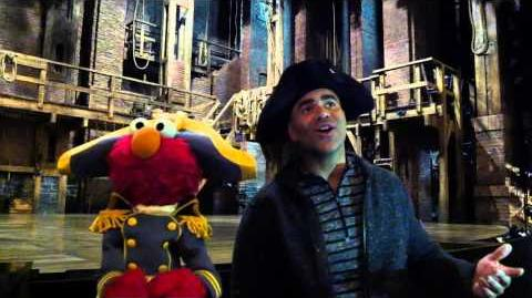 Digital Ham4Ham 2 14 16--The Story Of Tonight w Elmo!