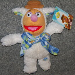 Just play 2013 easter fozzie plush cvs