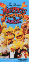 Muppets monsters magic uk flyer