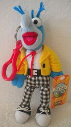 Fun4all plush keychain gonzo 2
