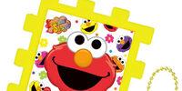 Sesame Street keychain puzzles