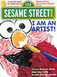Sesamestreetmagazinemarch2001