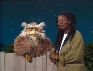 Whoopi and hoots