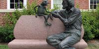 Jim Henson Statue