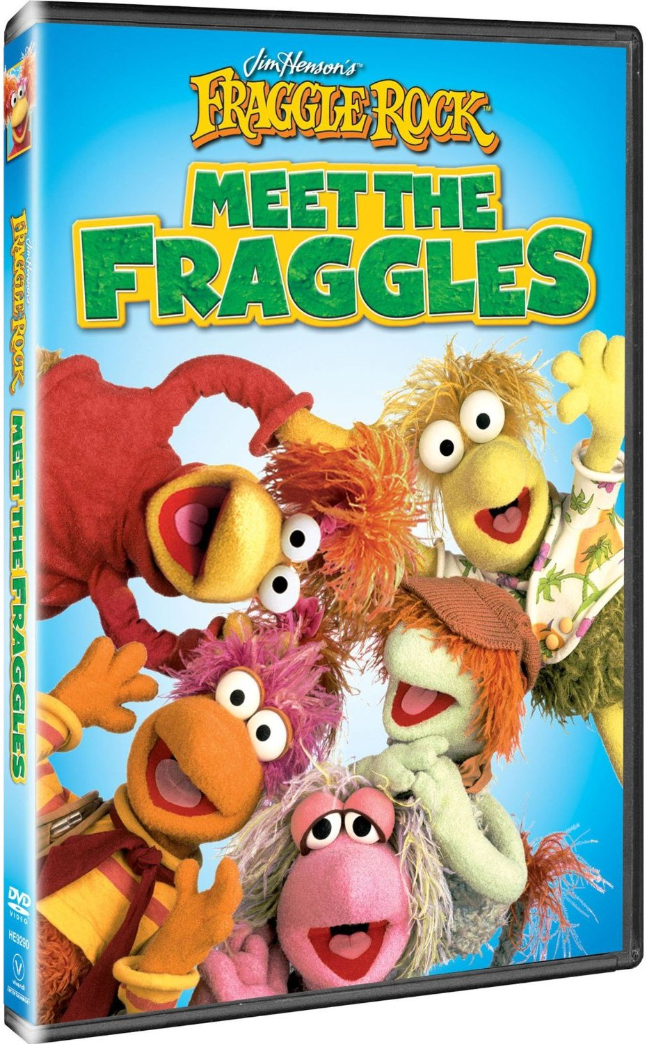 fraggle rock meet the fraggles 1993 movie