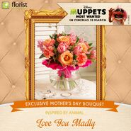Iflorist mothers day bouquet