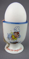 Junior toys swedish chef egg cup germany anyone for omelettes