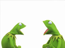 Kermit double vchip