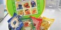Sesame Street edible goods (Universal Studios Japan)